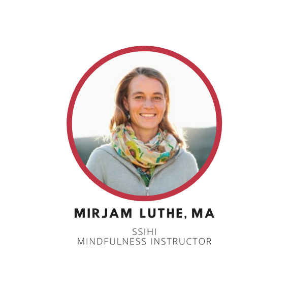 Integrative Insider LIVE!  Mindfulness in Nature with Mirjam Luthe, MA